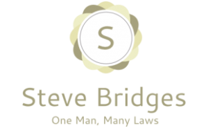 logo steve bridges many laws